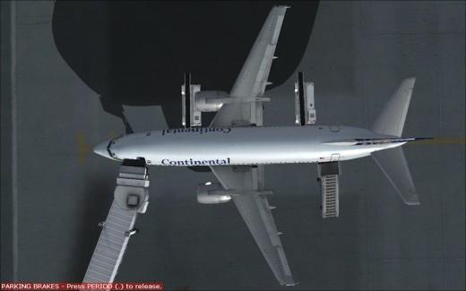 Wilco 737 - vue générale