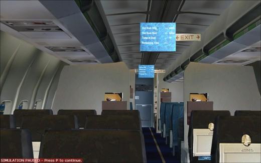 Wilco 737 - cabine 3D
