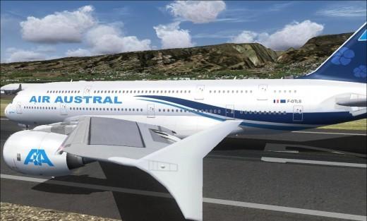 A380 Air Austral - 1