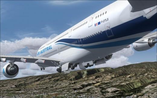 A380 Air Austral - 3