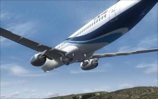 B738 Air Austral - 3