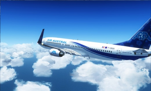 737 Ifly F-ONGA 2