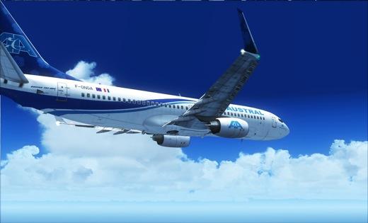 737 Ifly F-ONGA 3
