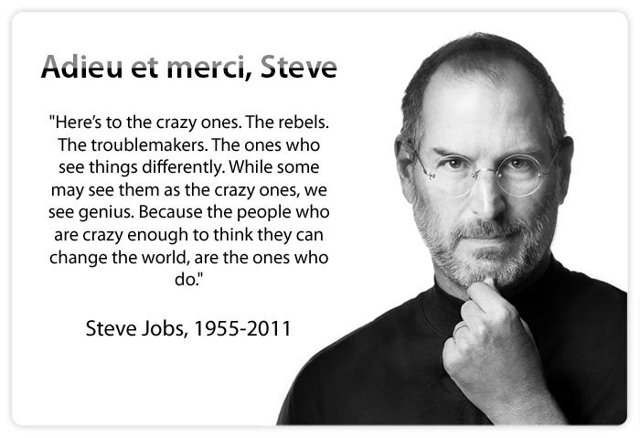 Steve Jobs•1955-2011