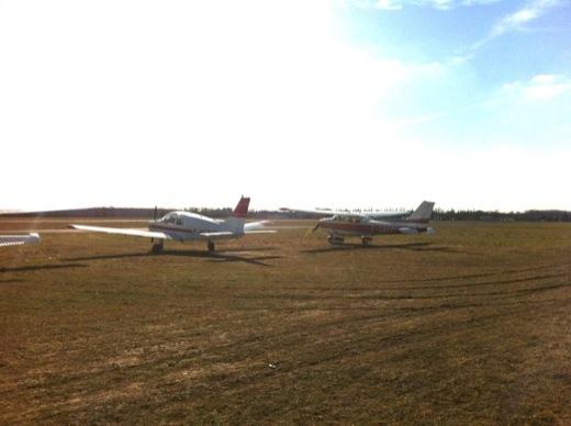 LFPL - parking Aeropilot