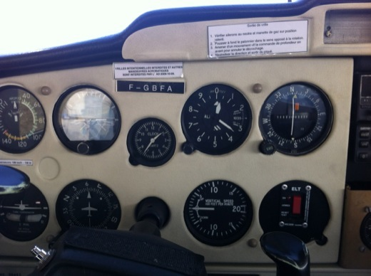 LFPL - Le tableau de bord